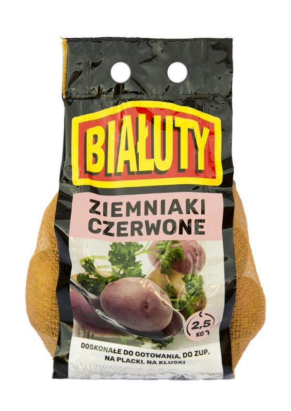 ziemniaki czerwone mm